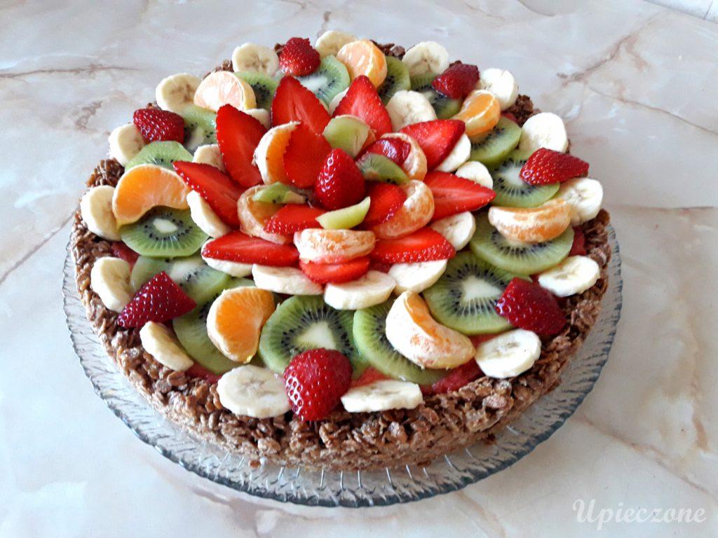 Oferta ciast z owocami